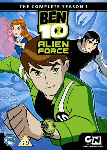 Ben 10 - Alien Force - Season 1 Complete [DVD]