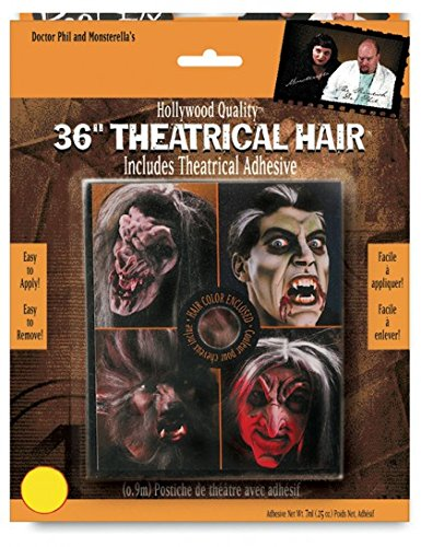 Rubie's Costume Co Bk Fx Theatrical Hair Costume