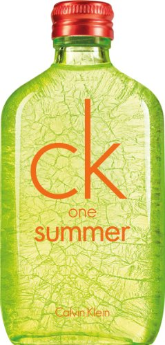 CK One Calvin Klein Summer 2012 Eau de Toilette Spray 100 ml
