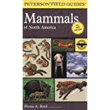 Peterson Field Guide to Mammals of North America: Fourth Edition (Peterson Field Guides) ~ Fiona Reid