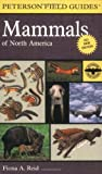 'Peterson Field Guide to Mammals of North America: Fourth Edition (Peterson Field Guides)' from the web at 'http://ecx.images-amazon.com/images/I/51pg%2bcfCqiL._AC_UL160_SR94,160_.jpg'