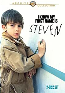 I Know My First Name Is Steven [Import]