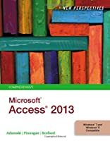 New Perspectives on Microsoft Access 2013, Comprehensive Front Cover