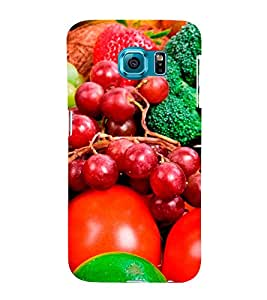 Fruits 3D Hard Polycarbonate Designer Back Case Cover for Samsung Galaxy S6 Edge+ :: Samsung Galaxy S6 Edge Plus :: Samsung Galaxy S6 Edge+ G928G :: Samsung Galaxy S6 Edge+ G928F G928T G928A G928I