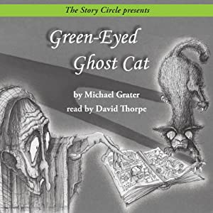 Green-Eyed Ghost Cat Audiobook