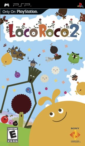 LocoRoco 2 - Sony PSP - 1
