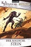 Der magische Stein: Die Legende von Drizzt (DIE VERGESSENEN WELTEN 5)