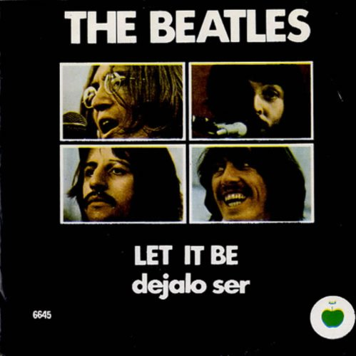 Let It Be (Dejalo Ser)