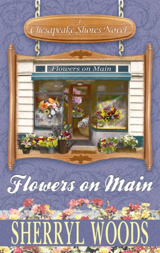 Flowers on Main (Center Point Premier Romance (Large Print))