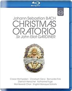 J. S. Bach: Weihnachtsoratorium (Sir John Eliot Gardiner) (Herderkirche, Weimar, 1999) [Blu-ray]