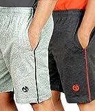 #2: Scorpion Men's Cotton Shorts Pack of 2 (COMBO)