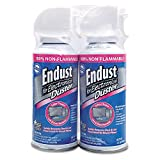 Endust Aerosol Duster, 2-Pack (END246050)