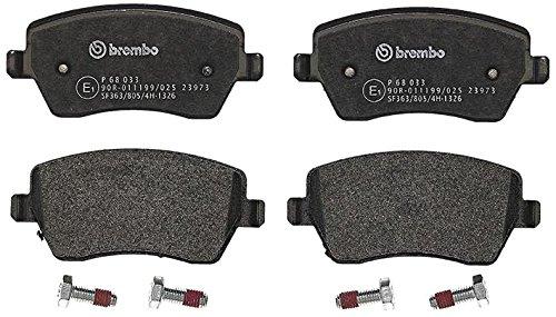 Brembo-P68033-Pastiglia-Freno-Disco-Anteriore