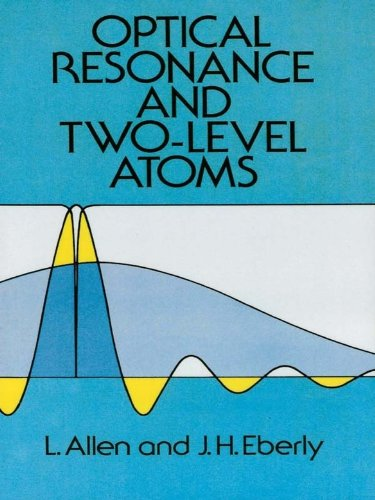 William K. Chapman  L. Allen - Optical Resonance and Two-Level Atoms