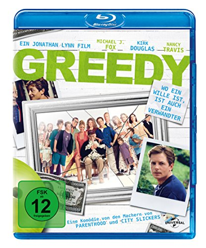 Greedy [Blu-ray]