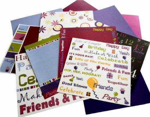 Ideas Birthdays – Birthday Card Scrapbook Ideas