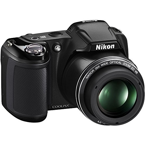 Nikon COOLPIX L810 16.1 MP Digital Camera with