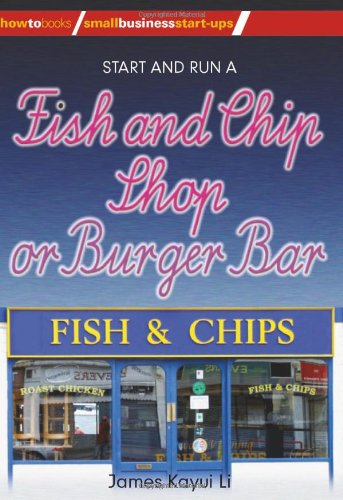 how to start a fish and chip shop