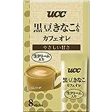 Amazon.co.jpUCC 黒豆きな粉入りカフェオレ 8P 88g×4個