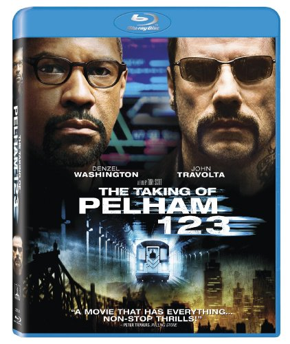 Cover art for  The Taking of Pelham 1 2 3 [Blu-ray]