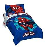 MARVEL Spider Man Classic Toddler Bed set