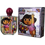 Dora The Explorer Eau de Toilette Spray, 3.4 Ounce