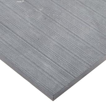 Alumina Silicate Ceramic Sheet, Opaque Gray, Inch