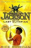 Percy Jackson and the Last Olympian Rick Riordan