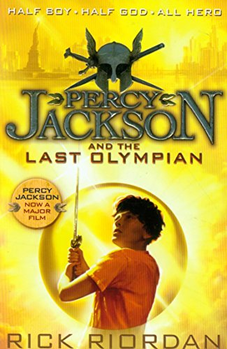 The Last Olympian (Percy Jackson and the Olympians Series Book 5) - Malaysia Online Bookstore