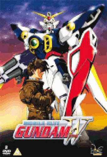 Mobile Suit Gundam Wing Double Pack Vol. 1 [DVD]