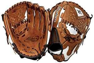 Easton Natural Elite Fast Pitch Softball Glove, Brown, 13  (Right Handed)