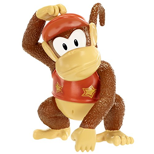 "World of Nintendo 3"" Diddy Kong Figure (Series 1-1) - 1"