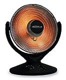 Soleus Air HE08-R9-21  Oscillating Reflective Heater