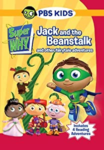 Super Why: Jack and the Beanstalk & Other Fairytale Adventures [Import]