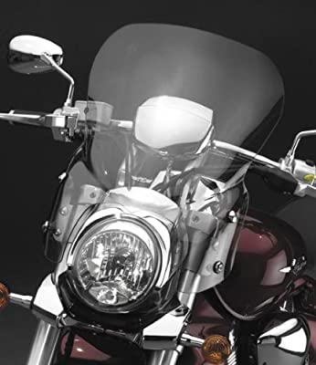 National Cycle N28206 VStream Light Tint Windshield for 2008-2009 Suzuki M109R2 Boulevard