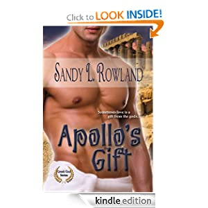 Apollo's Gift (The Greek Gods Series)