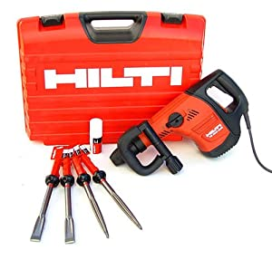 Hilti 03484551 TE500-AVR Demolition Hammer Performance Package by Hilti