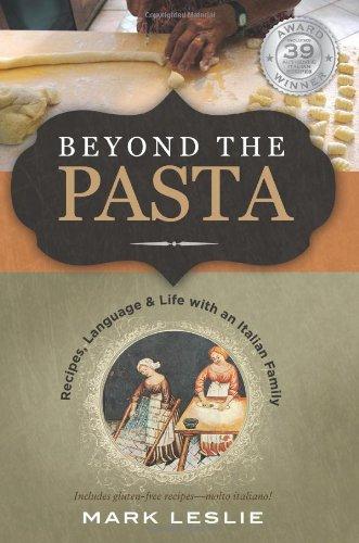 Beyond The Pasta Book Review     www.pinchofnutmeg.com