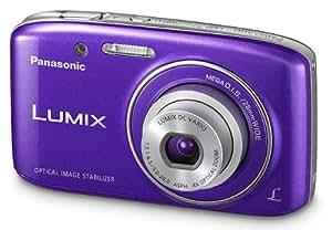 Panasonic Lumix DMC-S2EF-V Appareil photo numérique 14.1 Mpix Violet