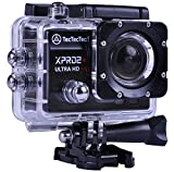 TecTecTec XPRO2+ Actionkamera 4K Ultra HD Wifi