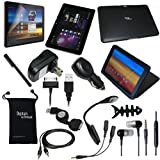 51pgUIGJ4xL. SL160  DigitalsOnDemand 15 Item Accessory Bundle for New Samsung Galaxy Tab 10.1 Wi Fi / 3G 4G LTE 16GB 32GB