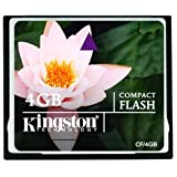 Kingston CF-Card 4 GBvon &#34;Kingston&#34;