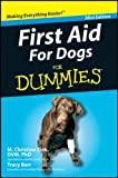 img - for First Aid For Dogs For Dummies , Mini Edition (Dummies Mini) book / textbook / text book