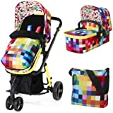 Cosatto Giggle 2 Travel System (Pixelate)