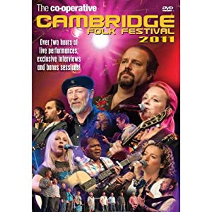 Cambridge Folk Festival 2011 [DVD]