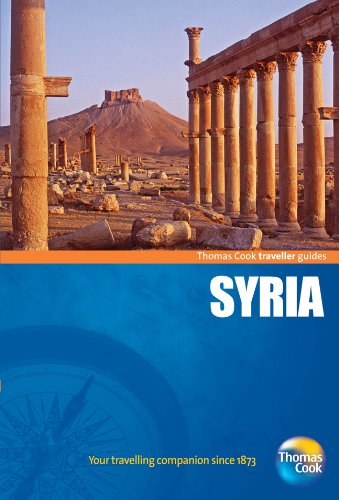 traveller guides Syria, 3rd: Popular, compact guides for discovering the very best of country, regional and city destinations
