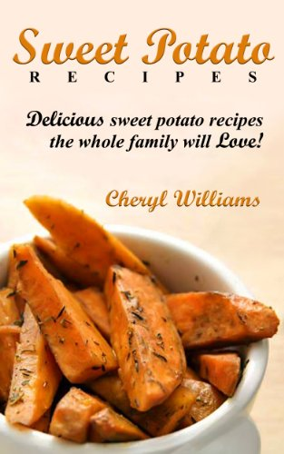 Sweet Potato Recipes cover