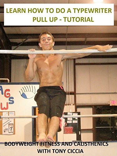 Learn How to Do a Typewrieter Pull Up: Tutorial