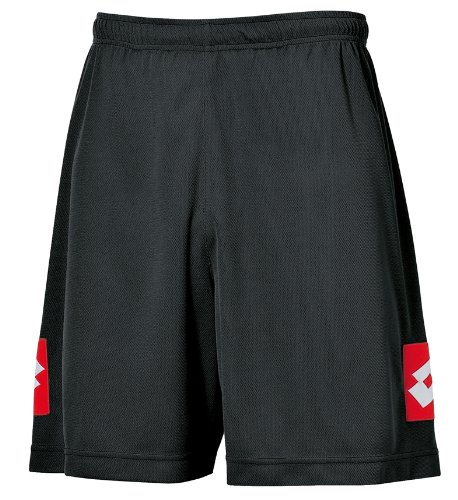 Lotto Football Adults & Juniors Speed Football Shorts Black XL