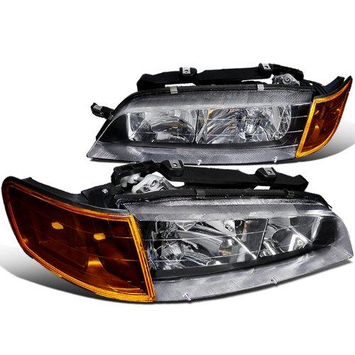 Lamp Switch 96 97 98 Civic EX DX LX EK Square Yellow Bumper Driving Fog Lights